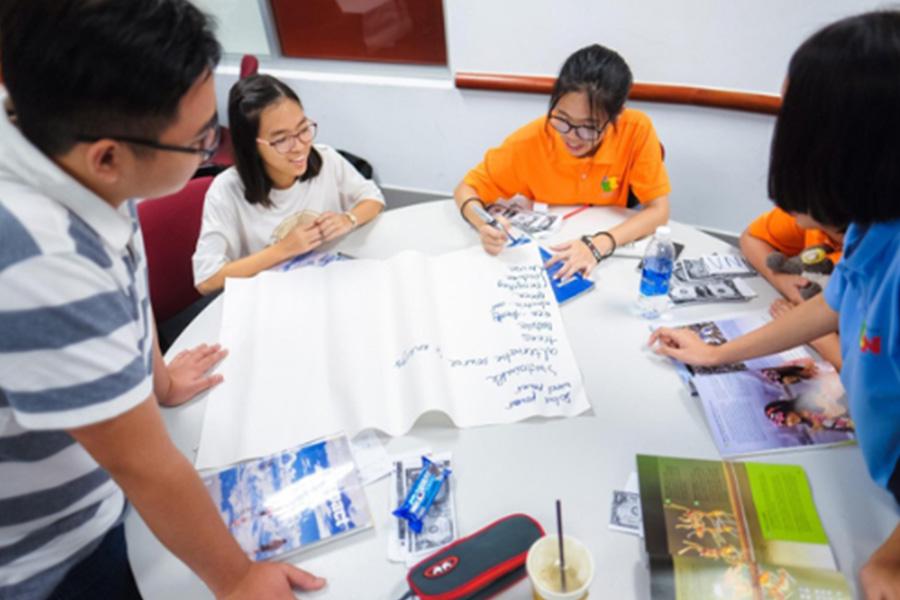 học tiếng Anh hiệu quả cho dân công sở